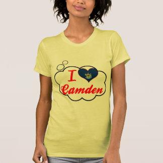 I Love Camden, Maine Tshirts