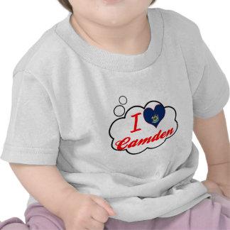 I Love Camden, Maine T-shirt