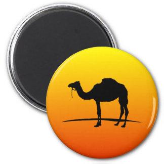 I love Camel 6 Cm Round Magnet