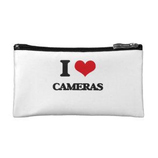 I love Cameras Makeup Bags
