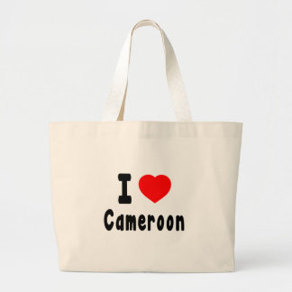 I Love Cameroon. Bags