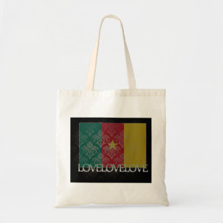 I love Cameroon Cool Budget Tote Bag