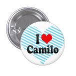 I love Camilo Buttons