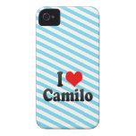 I love Camilo Case-Mate iPhone 4 Cases