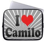 I love Camilo Laptop Sleeve
