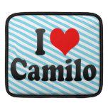 I love Camilo Sleeve For iPads