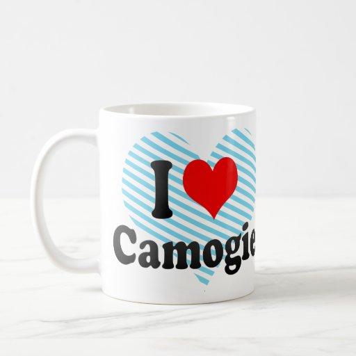 I love Camogie Coffee Mugs