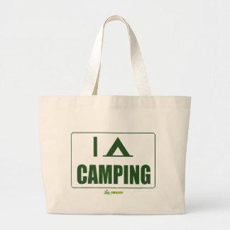I love camping great Bag