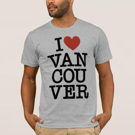 I Love Canada T-Shirt