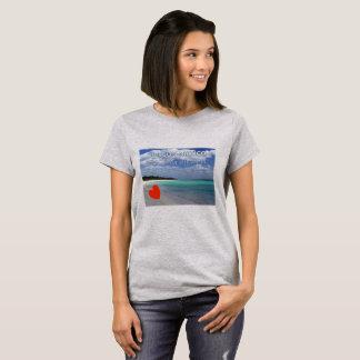 I Love Cancun Mexico Tropical T-Shirt