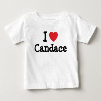 I love Candace heart T-Shirt
