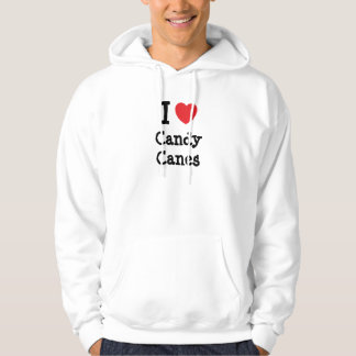 I love Candy Canes heart T-Shirt