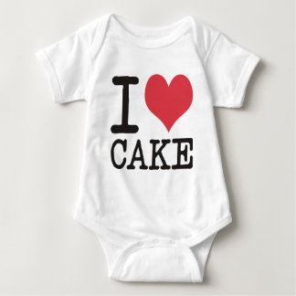 I LOVE Candy Cereal Cake Products & Designs! Baby Bodysuit