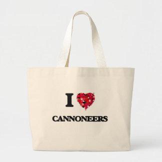 I love Cannoneers Jumbo Tote Bag