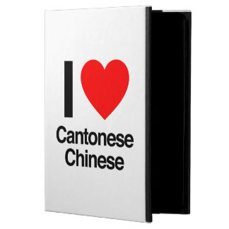 i love cantonese chinese case for iPad air