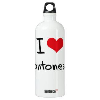 I love Cantonese SIGG Traveller 1.0L Water Bottle