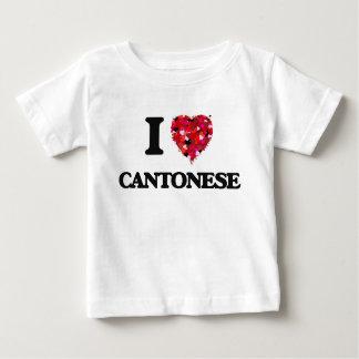I love Cantonese Tshirt