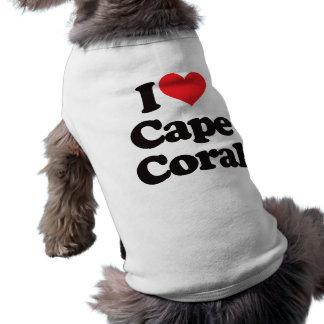 I Love Cape Coral Shirt
