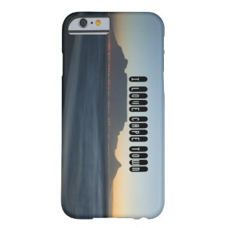 I love Cape Town I phone 6/6s cover
