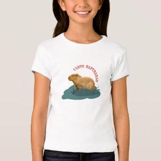 I love capybaras t shirts