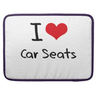 I love Car Seats Sleeves For MacBooks