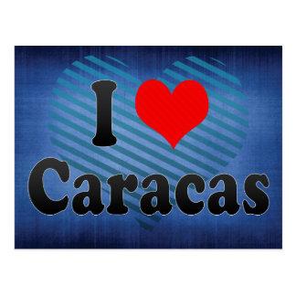 I Love Caracas, Venezuela Postcards