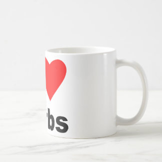 I Love Carbs! Coffee Mug