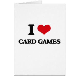 I Love Card Games