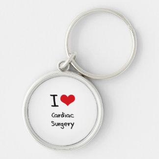 I love Cardiac Surgery Keychains