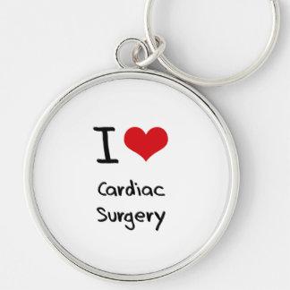 I love Cardiac Surgery Key Chain
