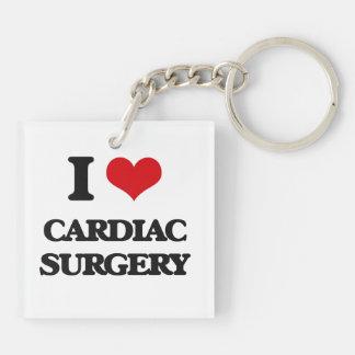 I love Cardiac Surgery Acrylic Key Chains