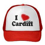 I Love Cardiff Hats
