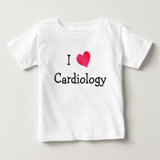 I Love Cardiology Baby T-Shirt