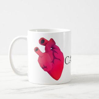 I Love Cardiology Coffee Mug