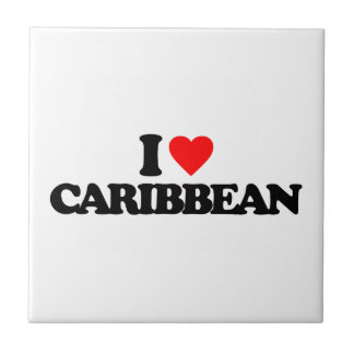 I LOVE CARIBBEAN CERAMIC TILES