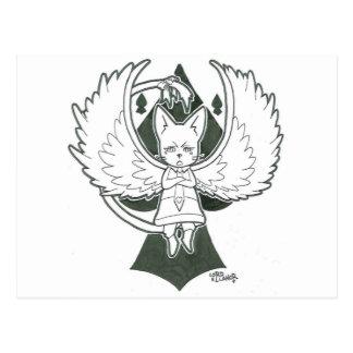 I love Carla Fairy Tail Postcards