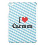 I love Carmen Cover For The iPad Mini