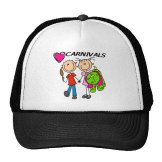 I Love Carnivals Trucker Hat
