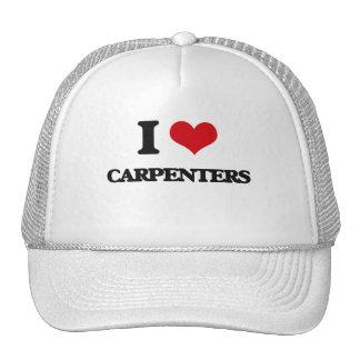 I love Carpenters Hat