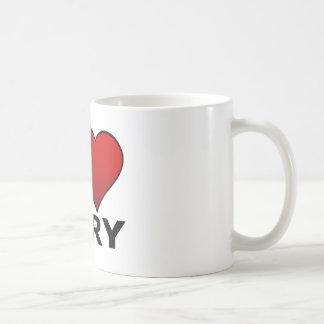 I LOVE CARY, NC - NORTH CAROLINA COFFEE MUG