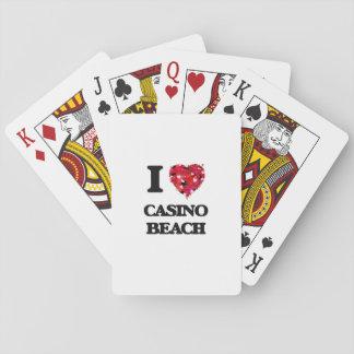 I love Casino Beach Florida Deck Of Cards