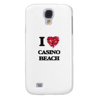 I love Casino Beach Florida Galaxy S4 Case
