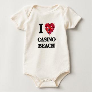 I love Casino Beach Florida Rompers