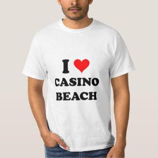 I Love Casino Beach T-Shirt