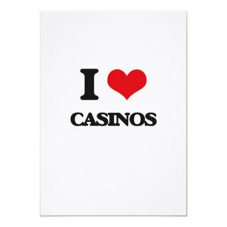I love Casinos Cards