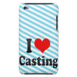 I love Casting Case-Mate iPod Touch Case