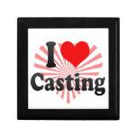 I love Casting Gift Box