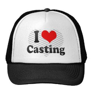 I love Casting Mesh Hats