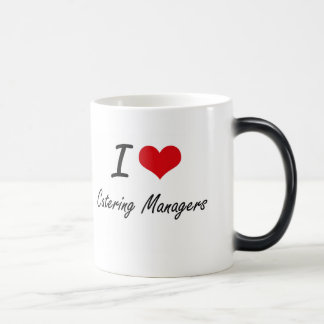 I love Catering Managers Morphing Mug