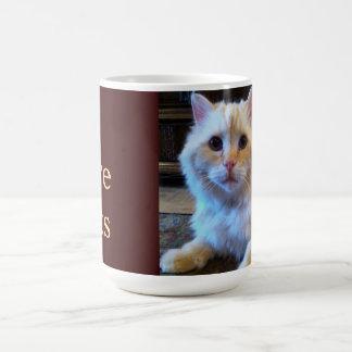 I Love Cats Coffee Mug